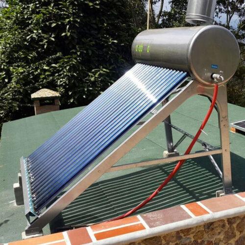 calentadores solares de agua