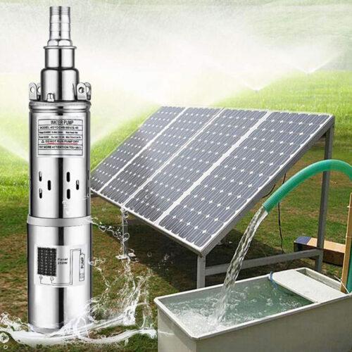 bombas de agua solares para piscina